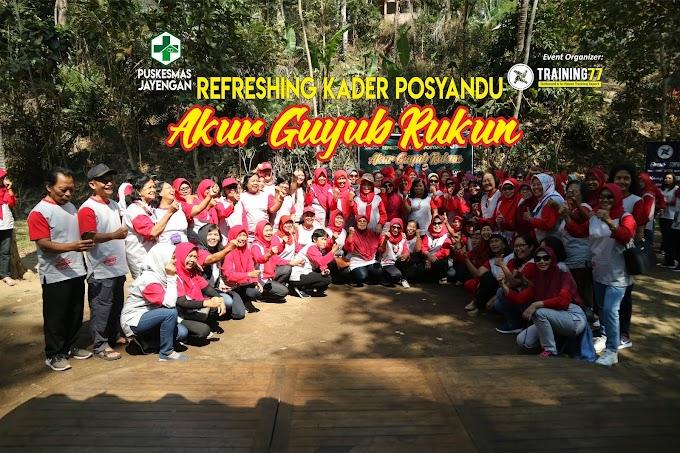 Refreshing Kader Posyandu Puskesmas Jayengan