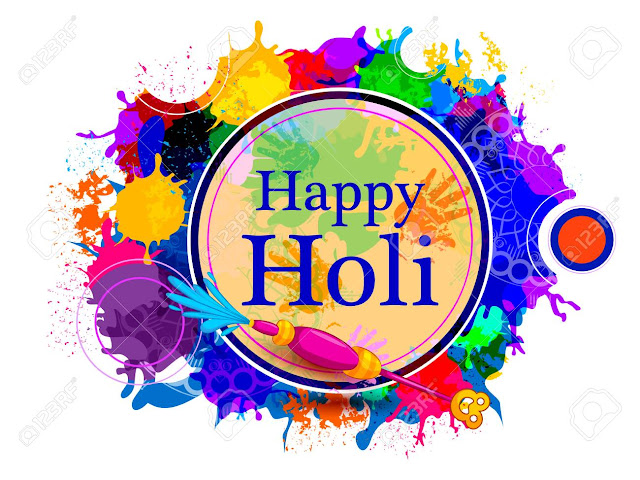 Happy Holi SMS in Hindi 2020