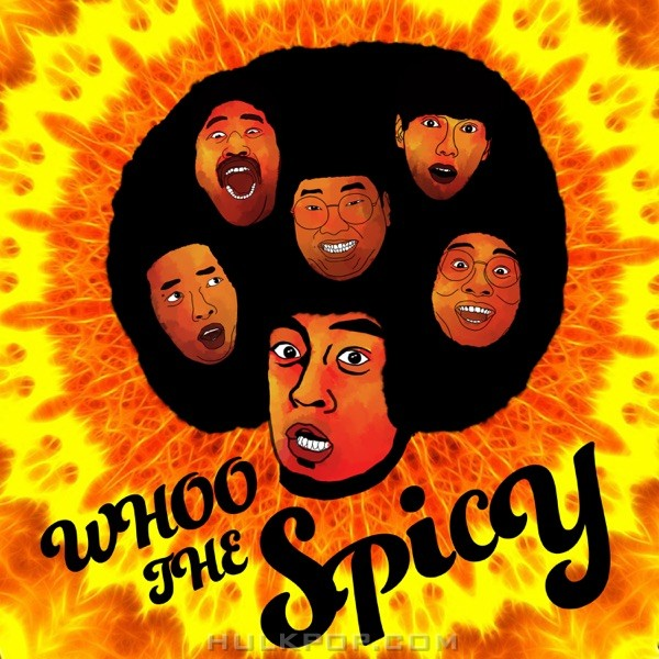 Whoo the Spicy – Whoo the Spicy – Single