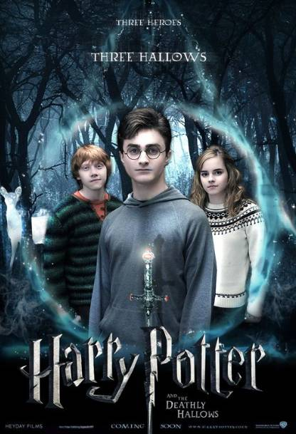 Harry Potter and The Deathly Hallows (Part 1 & 2)
