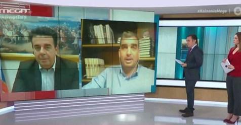 Κωστούρος στο MEGA: Η Αυτοδιοίκηση θα είναι αυτή που θα παραδειγματίσει τους πολίτες (βίντεο)