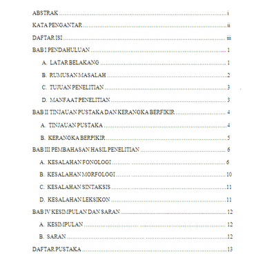 Contoh Halaman Judul Free Kids Games Math Reading For Children Contoh Daftar Isi Makalah