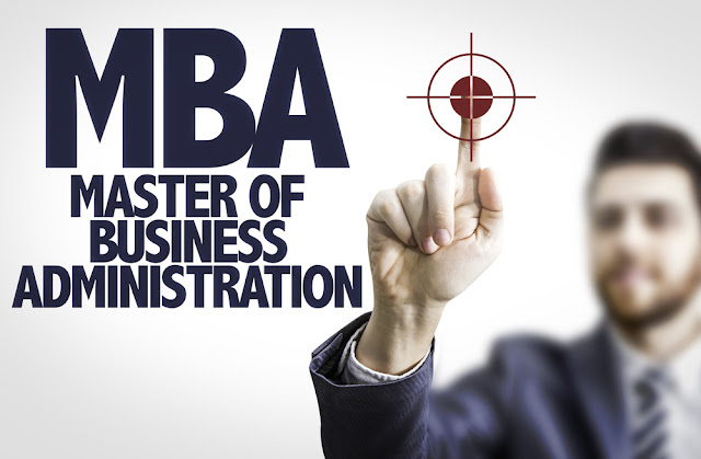 MBA in management arabic