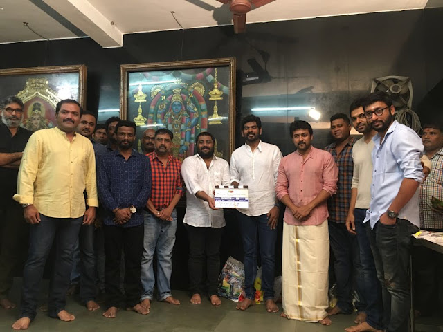 Suriya's Thaana Serntha Koottam Tamil Movie launch Photos
