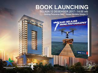 Review Buku - 7 Hari Belajar Drone Photography