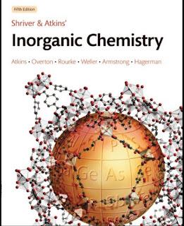 Inorganic Chemistry 5th Edition by Shriver & Atkins