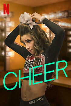 Cheer 1ª Temporada Torrent – WEB-DL 720p Dual Áudio