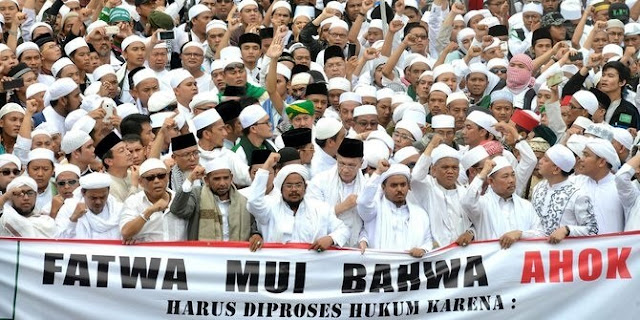 Fakta Terkait Aksi Bela Islam Dengan Surah Al Maidah ayat 51
