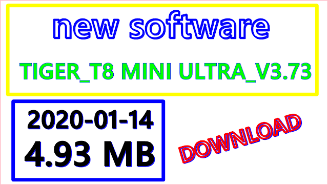 TIGER_T8 MINI ULTRA NEW SOFTWARE_V3.73