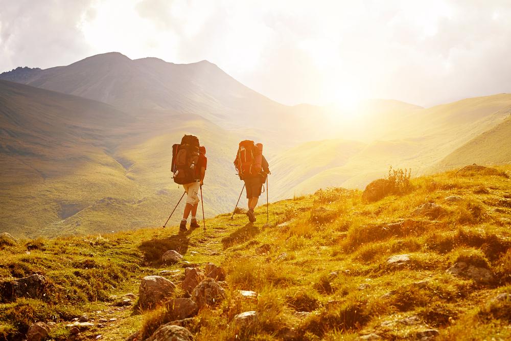 Manfaat Bagi Yang Suka Naik Gunung