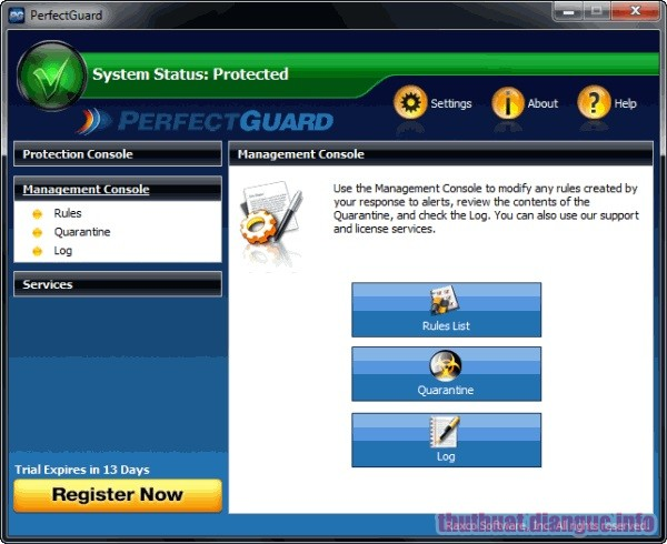 Download Raxco PerfectGuard 2.74.159.150 Full Crack