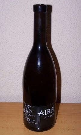 Aire en el Patio 2012 (6 meses), Vino de mesa