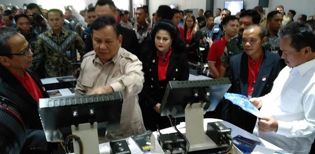 Menhan Prabowo: Anggaran Pertahanan Indonesia Terkecil di Asia Tenggara
