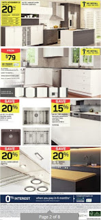 Rona Flyer Home & Garden Canada October 19 - 25, 2017
