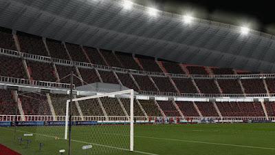 PES 6 Stadiums Gelora Bung Karno by World Stadiums PES6
