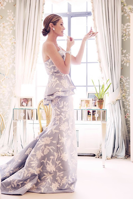 Fashion Inspiration - Stylish Space: Aerin Lauder