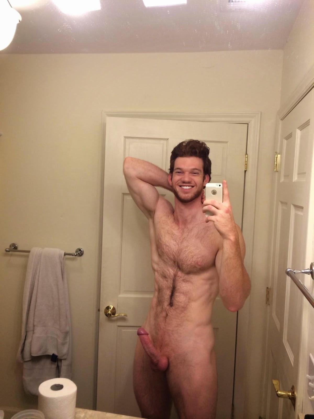 Hot men selfies