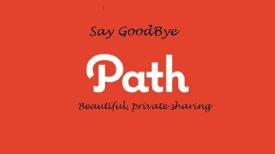 path dihentikan