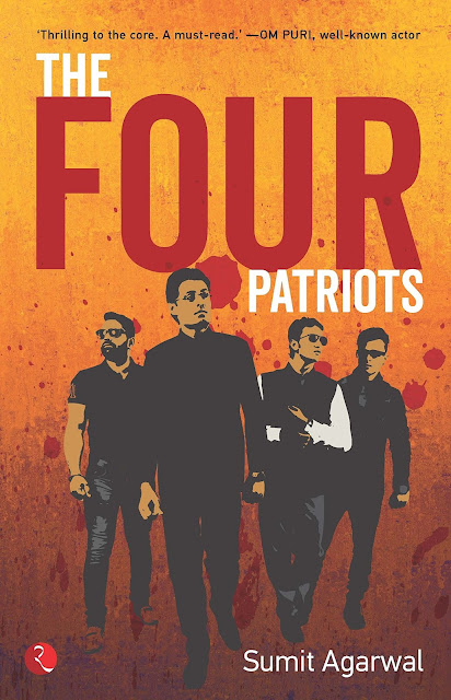 Book Review : The Four Patriots - Sumit Agarwal