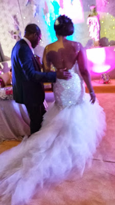 chris ubah daughter wedding