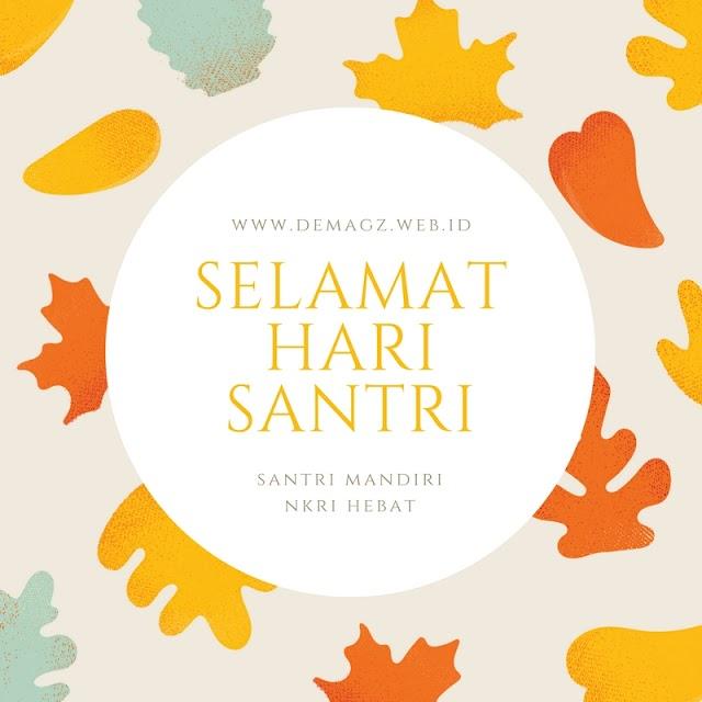 Semarak Hari Santri Di Nusantara