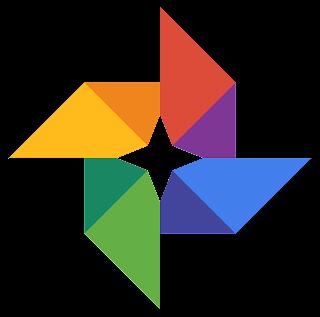 Google Photos logo png