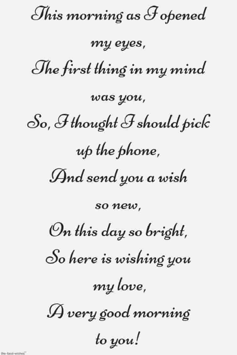 Romantic Love Poems For Him 5