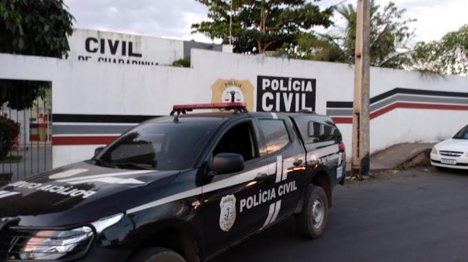 Homem é preso suspeito de estuprar as duas enteadas em Chapadinha-MA