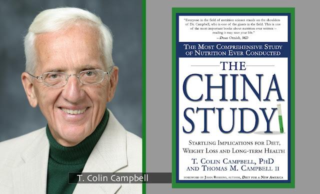 Studiul China - sfaturi pentru o viata sanatoasa pe baza celui mai complex ghid de nutritie