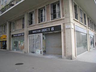 Monsieur Auguste : un nouveau restaurant place de l'hôtel de ville du Havre