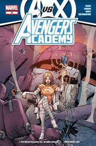 Avengers Academy #33 Download PDF