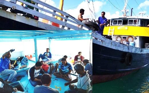 Kunker Ke Pulau Jampea, Bupati, Pantau Langsung Pelaksanaan, Proyek TA 2017