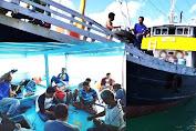 Kunker Ke Pulau Jampea, Bupati Pantau Langsung Pelaksanaan Proyek TA 2017