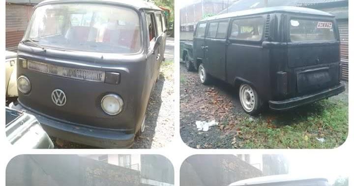 Bukalapak Mobil Klasik : Dijual VW Kombi 73/74 - SOLO ...