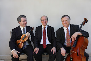 Trio Shaham Erez Wallfisch - photo Hagai Shaham