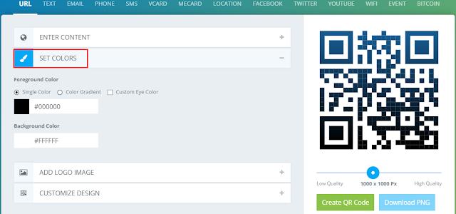 Cara Membuat QR Code Online