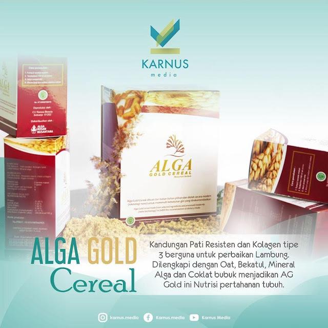 Efek samping rutin minum  Alga Gold atau Alga Tea
