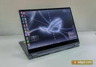 Review: ASUS ROG Flow X13 Mentransformasi Ultrabook Gaming - 6
