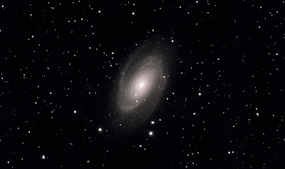 Galàxia M 81 a Ossa Major