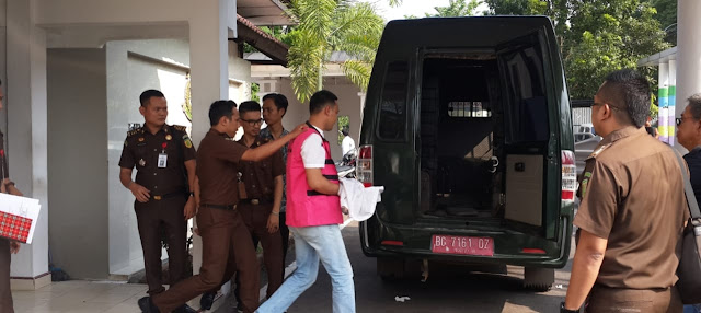 Kades Seleman Jadi Tersangka   Dugaan Tindak Pidana Korupsi