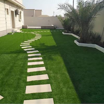 شركة تصميم الحدائق في المجمعة
