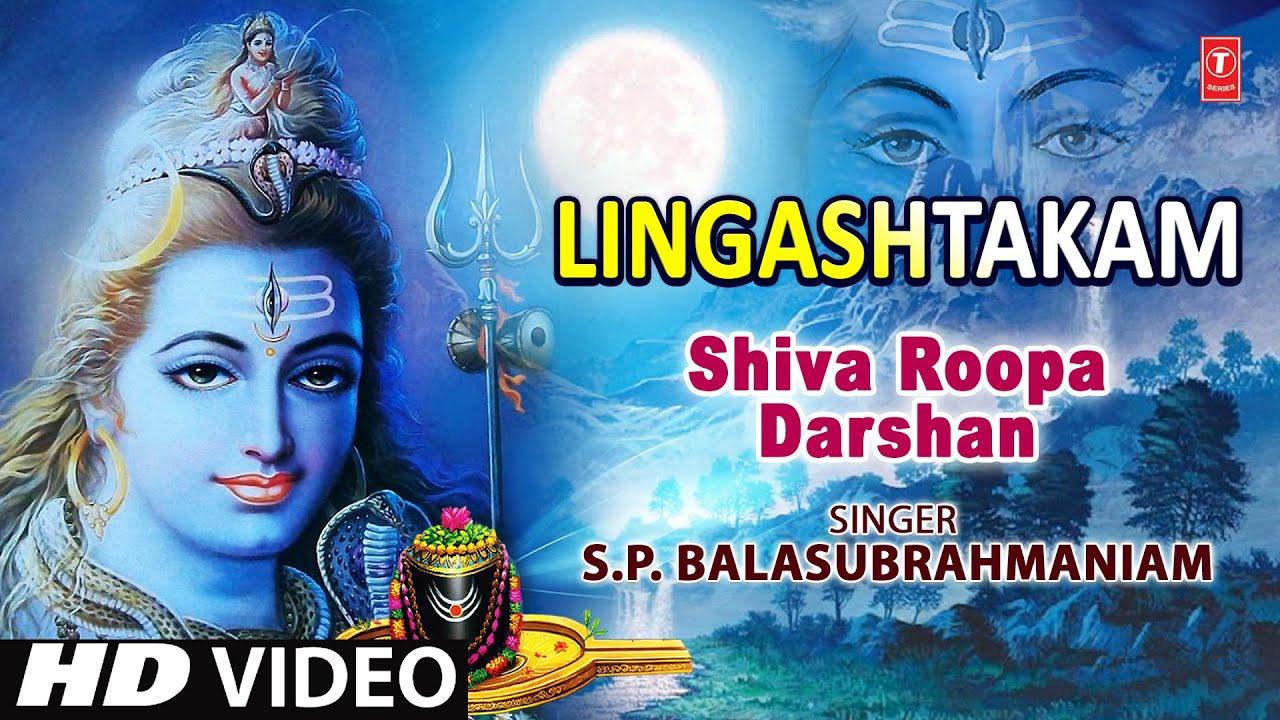 Lingashtakam Lyrics in Hindi