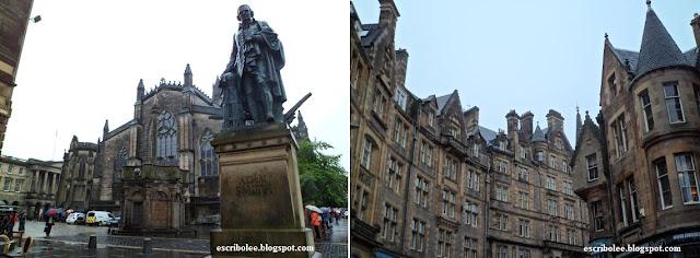 Edimburgo día 1