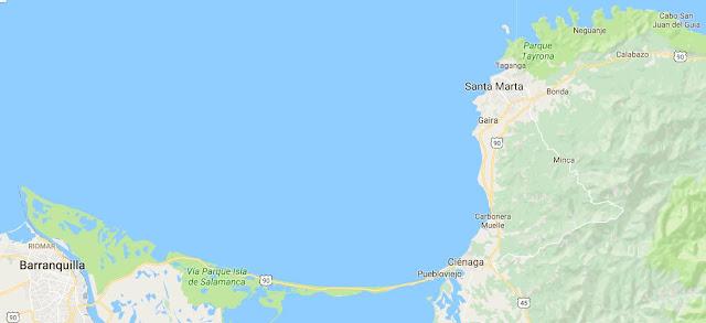 https://www.google.es/maps/dir/Barranquilla+-+Atl%C3%A1ntico,+Colombia/Santa+Marta,+Magdalena,+Colombia/@10.8468856,-74.8533649,9.44z/data=!4m14!4m13!1m5!1m1!1s0x8ef42d44d12ae605:0x2633844581b917b2!2m2!1d-74.8069813!2d11.0041072!1m5!1m1!1s0x8ef4e8808cda00ad:0xfe78cadb2d6f79ea!2m2!1d-74.192919!2d11.233109!3e0