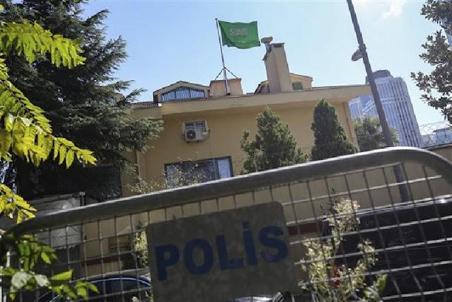 Turki: Ada Bukti Jamal Khashoggi Dibunuh di Konsulat Saudi