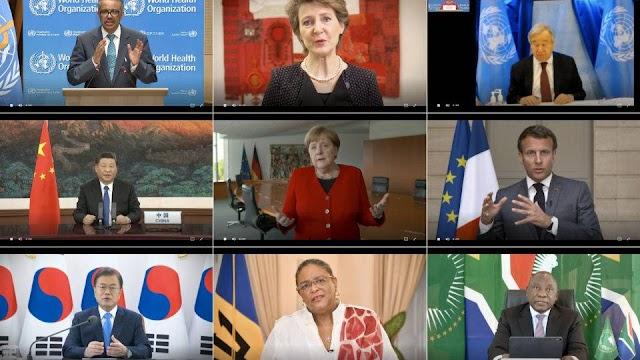 Países aprovam revisão da resposta da OMS à pandemia