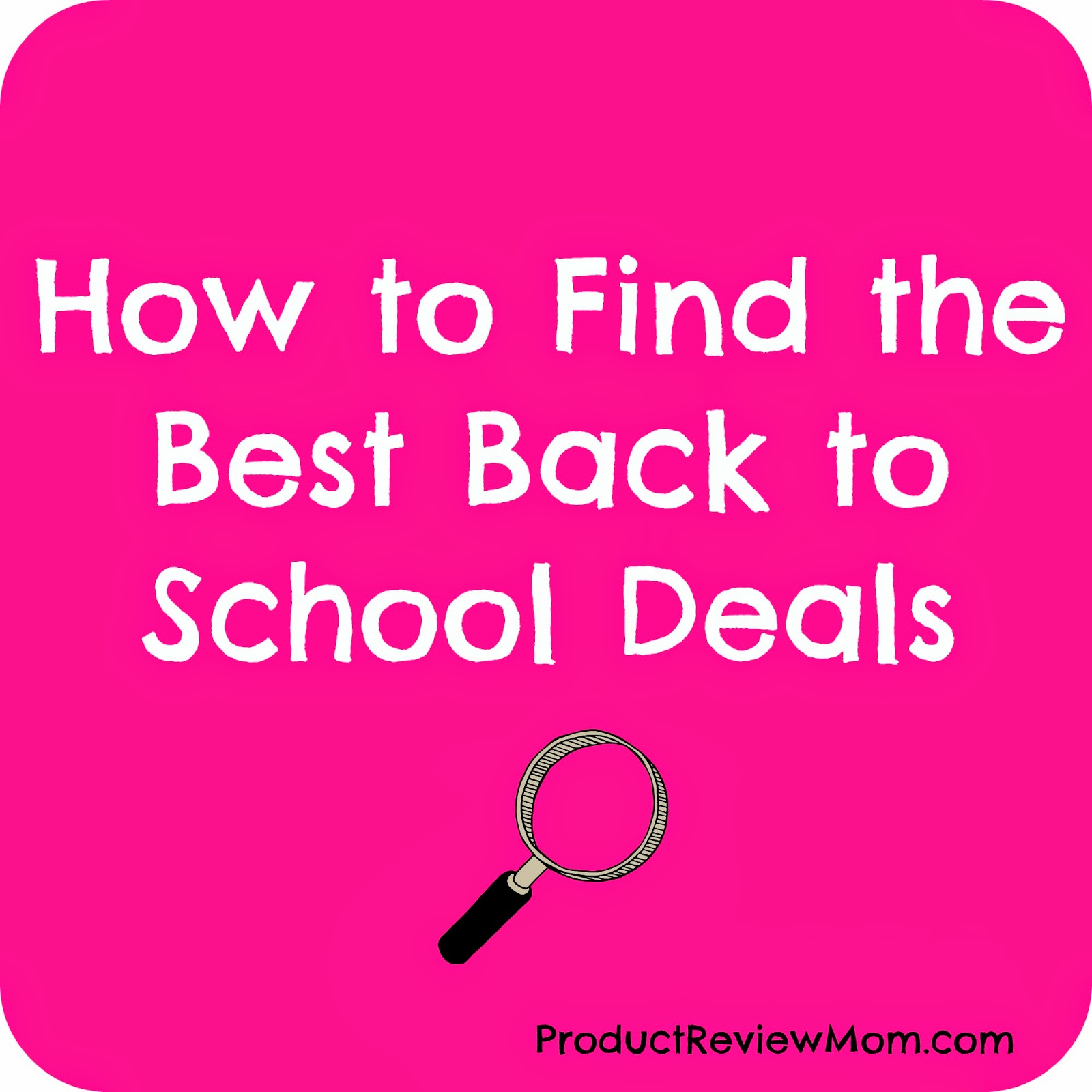 How to Find the Best Back to School Deals Online