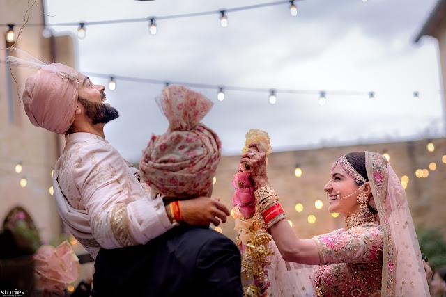 virushka wedding pics