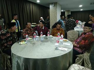 Sekda Provinsi Jambi Membuka Secara Resmi Rapat Koordinasi Penguatan Kelembagaan Komda Lansia.