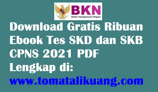 download ebook tes skd skb cpns tahun 2021 pdf tomatalikuang.com